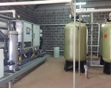 Proyecto Potabilización de agua - Tecnologías de Agua