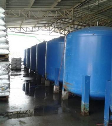 Proyecto de Suavización de Agua Para Proceso de Teñido en Materia Textil